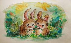Bunnies! #bunny #sweet #love