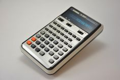 Casio / scientific electronic calculator / fx-201P / 1976 /