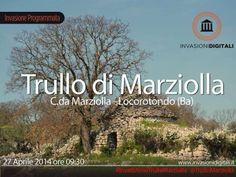 Immerso in una fantastica cornice naturalistica, il trullo più antico di #Puglia...#TrulloMarziolla in #valleditria #invasionidigitali #digitalinvasions