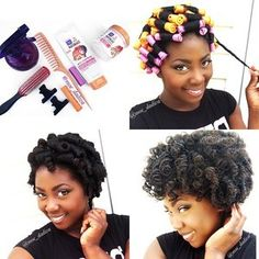 #TBT  Roller Set curls were everything!  Need to recreate this look soon! #alteregobymoediva #nae2curlytaughtme #protectivestyles #hair2mesmerize #amazingnaturalhair #healthy_hair_journey #curlbox #curlsaunaturel #curlsunderstood #4chairchicks #kinkychicks #naturallyshesdope