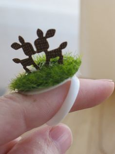 Whimsical Ways: Recycled Rings