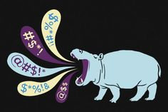 Hippo Potty Mouth - Neatorama
