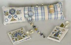 Holandés costura Pillow