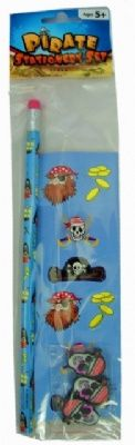 Pirate Stationery Set at theBIGzoo.com, a family-owned toy store.
