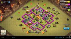 Pertahanan War basse TH 6 | Seputar Tips Trik Android