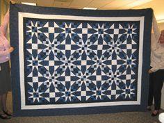 New Hope Quilt - Donated to Charity to End Homelessness