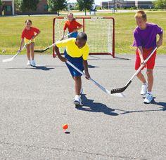 Shield® Aluminum-Shaft Hockey Sets