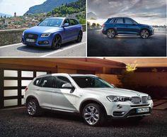 AUDI Q5 VS VOLVO XC60 VS BMW X3. Bmw Used CarsVolvo ... & 2015 2016 2017 Ford Mustang FADED ROCKERS Lower Door Panel Spikes ... markmcfarlin.com