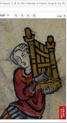 1320 Maastrichter Stundenbuch f28r