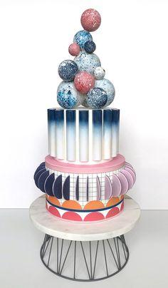 Bakery London, London Cake, Chocolate Shapes, Chocolate Work, Homemade Raspberry Jam, Guinness Cake, Handmade Chocolates, Chocolate Decorations, Cake Creations