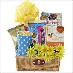 Is your sweetie sugar free this diabetic dream giftbasket does your special someone have the will power to deny sugar show your love with sugar freehamperlovegift negle Gallery