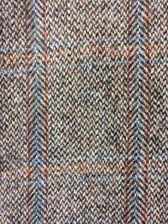 Harris Tweed,  made by Harris Tweed Scotland, named Hamisch.