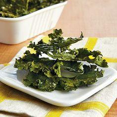 Kale Chips   Cookinglight.com
