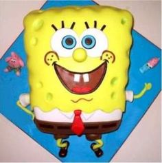 Spongebob Cake!