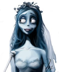 corpse bride art - Google Search