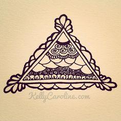 Triangle bit.. #tria