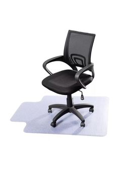"""48"""" x 36"""" PVC  Home Office Chair Floor Mat For Wood/Tile 1.50mm Thick New  