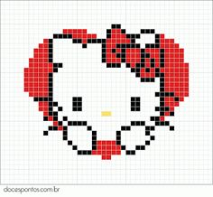 Doces Pontos: Love Hello Kitty