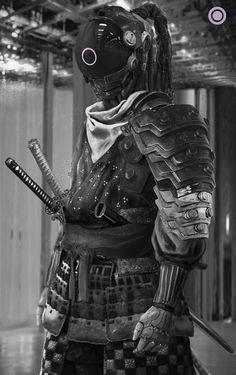Rifts Cyber-Samurai