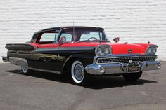 1959 Ford Skyliner Convertible Maintenance/restoration of old/vintage vehicles: the material for new cogs/casters/gears/pads could be cast polyamide which I (Cast polyamide) can produce. My contact: tatjana.alic@windowslive.com