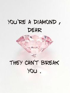 Fashion Quotes  : Shine bright like a diamond. #justsayin