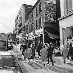 Camden town nw1 Camden London, Camden Town, North London, Old London, London History, Barnet, Cityscapes, Old Photos, Buildings