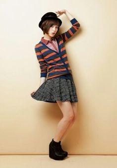 japanese popular model!