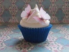 Light Pink Edible Butterflies | Flickr - Photo Sharing!