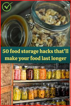 #food #storage #hacks #last #longer Storage Hacks, Food Storage, Viral Trend, New Years Eve Outfits, Pinterest Pin, Bottle Crafts, Food Fresh, Curly Hair Styles, 50th