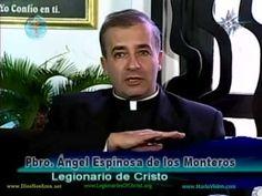 Padre Angel Espinosa de los Monteros Respondiendo a los jóvenes - PARTE DE LA SOLUCIÓN DE LOS PROBLEMAS QUE TIENES, ESTÁN AQUÍ..