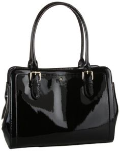 Kate Spade New York Carlisle Street-Miles Satchel,Black,One Size ** You can find more details by visiting the image link. Kate Spade Handbags, Kate Spade Purse, Discount Handbags, Crossbody Shoulder Bag, Shoulder Bags, Carlisle, Satchel, New York, Tote Bag