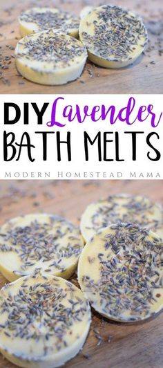 Do It Yourself Houseboat Strategies - Building Your Own Houseboat Diy Lavender Bath Melts Modern Homestead Mama Fondants Pour Le Bain, Bath Melts, Diy Valentine, Lavender Scent, Diy Food, Bath Bombs, Diy Beauty, Beauty Tips, Beauty Hacks