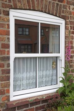Sliding Sash Windows | UPVC Sliding Sash Windows | EYG Windows and Doors
