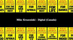 Mike Kruzeniski at what design can do
