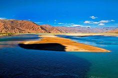 Brahmaputra River – China Tour Advisors Brahmaputra River, Tours, China, Rivers, World, Water, Outdoor, Gripe Water, Outdoors