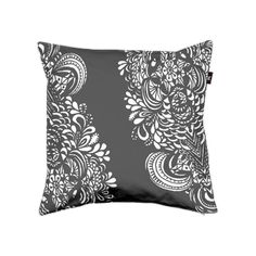"""Pillow/Cushion cover """"Thinking - b/w"""" by Cally Creates €19.99 free shipping worldwide."""