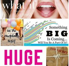 So excited!!! New releases with Rodan + Fields?!?! What will the new product be? Where are we going next? IT WILL BE HUGE! Join my team before this happens so you can join the excitement. Message me for more info.