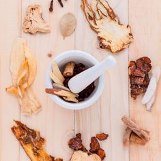 Traditional Chinese Medicine Benefits, Herbs