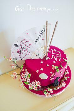 Cake Designer per caso [Japanese Cake]
