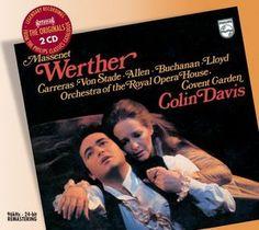Massenet Werther - Carreras/Von Stade/Davis - Decca