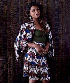 Mindy Kaling Is The Epitome Of Spring On Her New InStyle Cover