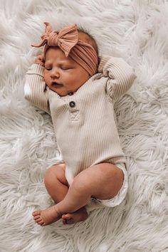 Baby Outfits Newborn, Baby Girl Newborn, Cute Baby Outfits, Boho Baby Clothes, New Born Clothes, Baby Girl Clothing, Cute Newborn Baby Clothes, Cute Baby Onesies, Newborn Clothing