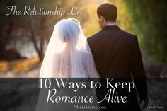 "New Podcast! "" Whether you are married or still in a dating relationship, Kris and I believe that the honeymoon phase never has to end. The maintenance of that romantic love is a choice made by two people and we want everyone to have it. All it takes is intention and willpower. Here are 10 ways to keep the romance alive in your relationship."""