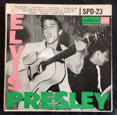 archived! $ 640 | Elvis Presley Spd-23 3 Pocket Ep With All 3 Records #vinyl #elvis http://ift.tt/2DkbTcD http://ift.tt/2DO9yI1