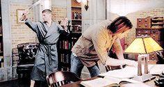 "Supernatural 8x13 ""Everybody Hates Hitler"""