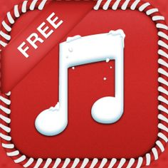 Christmas Music ~ 10,000 FREE Christmas Songs! iTunes app #bePickie