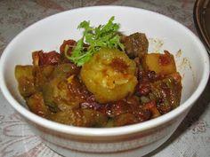 Turai Punjabi Masala ( Ridge gourd cooked in Punjabi style)