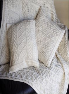 If you are looking for an inexpensive way to brighten up a room in your home, these Two Tone Aran Plated Cushion Covers just might do the trick. They are beautiful to look at, inexpensive to purchase,