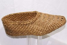 Woven shoes from Slovakia