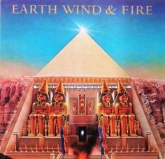 EARTH, WIND AND FIRE - I met them once!  It was one of those very special moments in my life!
